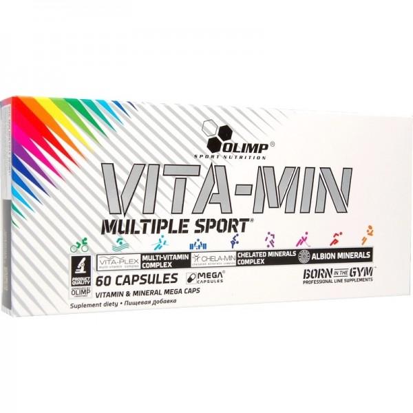VITA-MIN MULTIPLE SPORT 60 CAPSULES OLIMP