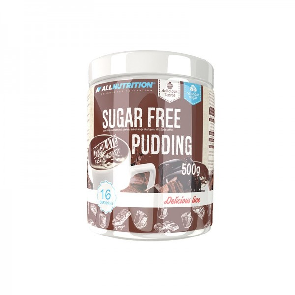 DELICIOUS LINE PROTEIN SUGAR FREE PUDDING CHOCO