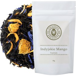 INDYJSKIE MANGO BLACK TEA 50G