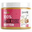 MIX BUTTER SMOOTH 500G NUTVIT 100%