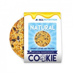 NATURAL COOKIE 60G ALLNUTRITION