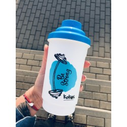 SHAKER : BE STRONG