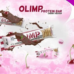 BATON PROTEIN BAR - CHERRY HEAVEN 64G