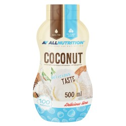 SAUCE COCONUT 450ML ALLNUTRITION