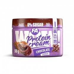 WOW PROTEIN CREAM - CHOCOLATE CRUNCHY 500g /FA