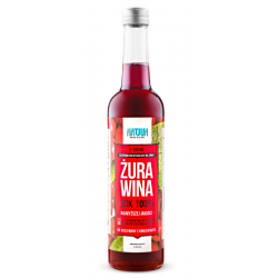 SOK Z ŻURAWINY 100 % 400ml /N