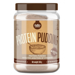 PROTEIN PUDDING CHOCOLATE 360g