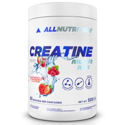 CREATINE MUSCLE MAX- RASPBERRY-STRAWBERRY 500g