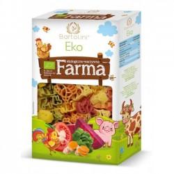 MAKARON EKOLOGICZNO-WARZYWNY FARMA 300g