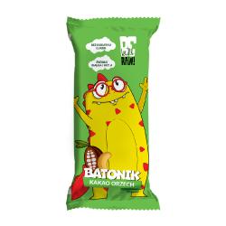 BATONIK ORZECH/KAKAO BEZ CUKRU 25g