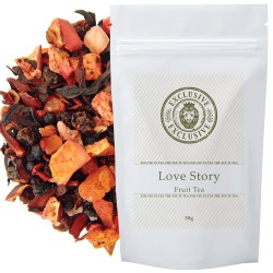 LOVE STORY FRUIT TEA 50G