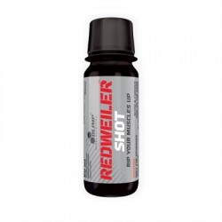REDWEILER SHOT AMPUŁKA 60ML.ORANGE JUICE NUTR